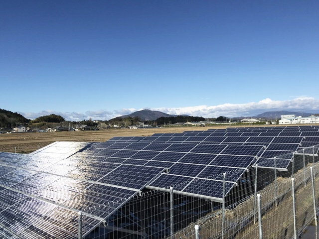 太陽光発電設備